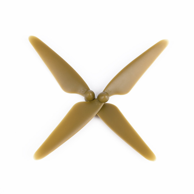 4pcs/lot Gray ABS AB Prop Blades Propellers CW CCW Replacement For Hubsan H501S (2 Pair)
