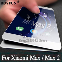 For Xiaomi Mi Max 2 Glass Tempered 3D Full Cover Screen Protector
