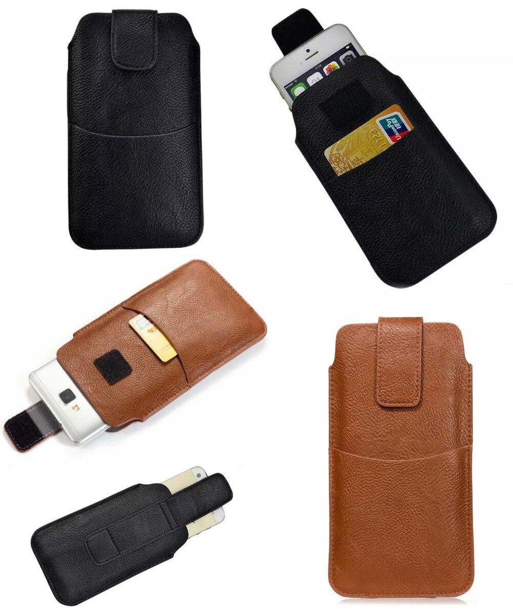 PU Cuir Tirette Pochette coques de téléphone Pour Oukitel K13 C17 C16 C15 C13 C12 Pro K7 K9 K12 K8 K5 Y4800 K8000 Mix 2 K5000 K3