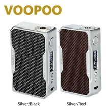 Original VOOPOO DRAG 157W TC Box MOD with US GENE chip TC e-cigarette 157W 18650 box mod for most 510 thread atomizer tank