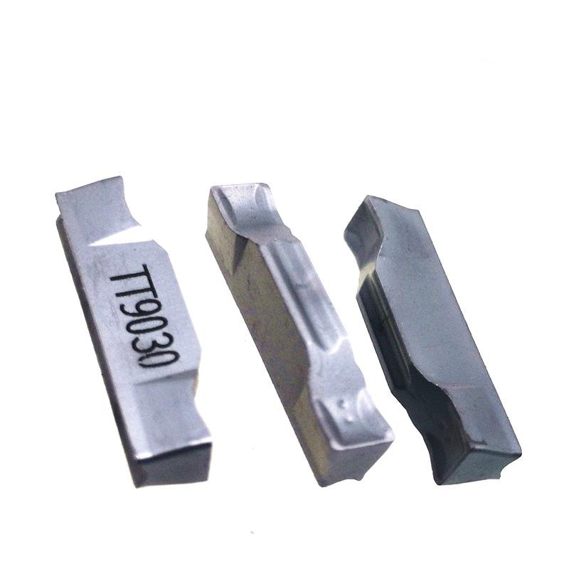 Купить с кэшбэком TDC2 TDC3 TDC4 TT9030/TT9080 CNC Carbide insert  grooving carbide inserts CNC lathe tools turning tool cnc tool