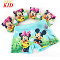 Randomly Cartoon Minnie Mickey Shorts Baby Girl Boy Panties Calcinha Children Cueca Boxer Underwear KD460