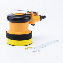 цена на 3.4 inch pneumatic sander pneumatic polishing machine air eccentric orbital grinding machine car pneumatic grinding tool