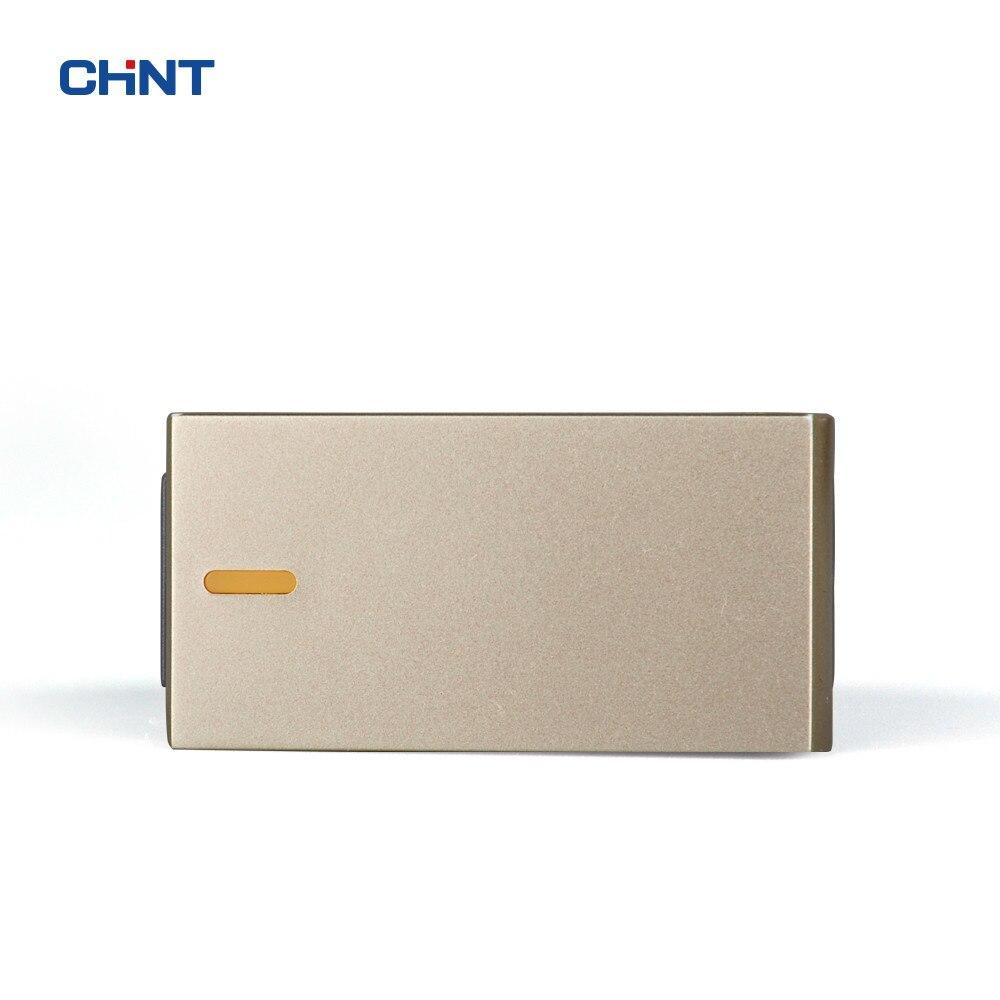 CHINT 120 Typ 9L Wand Schaltsteckdose Funktionstasten Eine Kleine ...