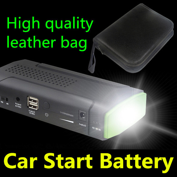 2017 Car Jump Starter Auto Engine EPS Emergency Start Battery Source Laptop Portable Charger Mobile Power Bank Free Ship