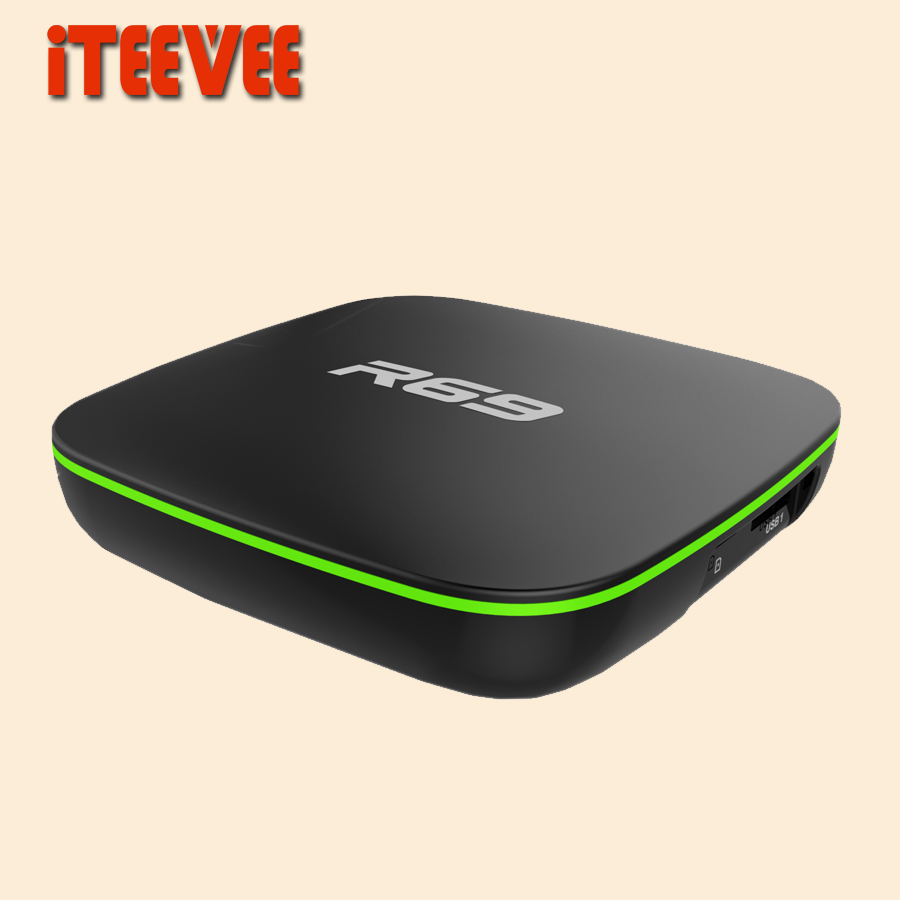 US $18 4 54% OFF| R69 Android 7 1 TV Box DDRIII 1GB 8GB H3 Quad Core 1 5GHZ  Wifi-in Set-top Boxes from Consumer Electronics on Aliexpress com |