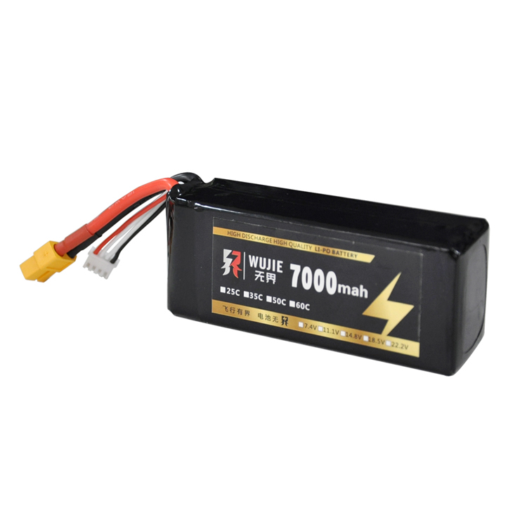(Not Original) 11.1V 7000mAh Battery for Hubsan X4 PRO H109S RC Drone Replacement battery Spare Parts Accessories