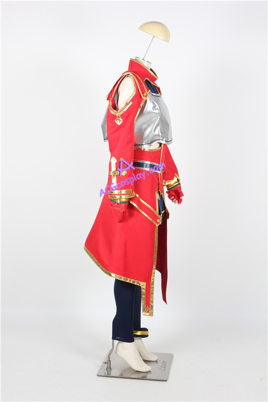 Sword Art Online Silica Cosplay Costume ACGcosplay anime costume game - Disfraces - foto 2