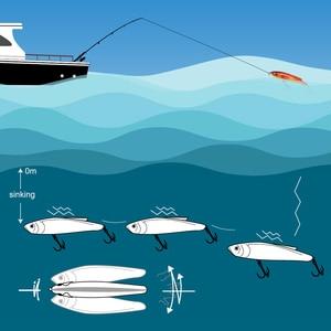 Image 5 - Hunthouse Đánh Chìm Bút Chì Mồi Dụ Cá Mồi Trolling Mồi Stickbait Dành Cho Câu Cá Bass 14Cm 70G Pescar Zander