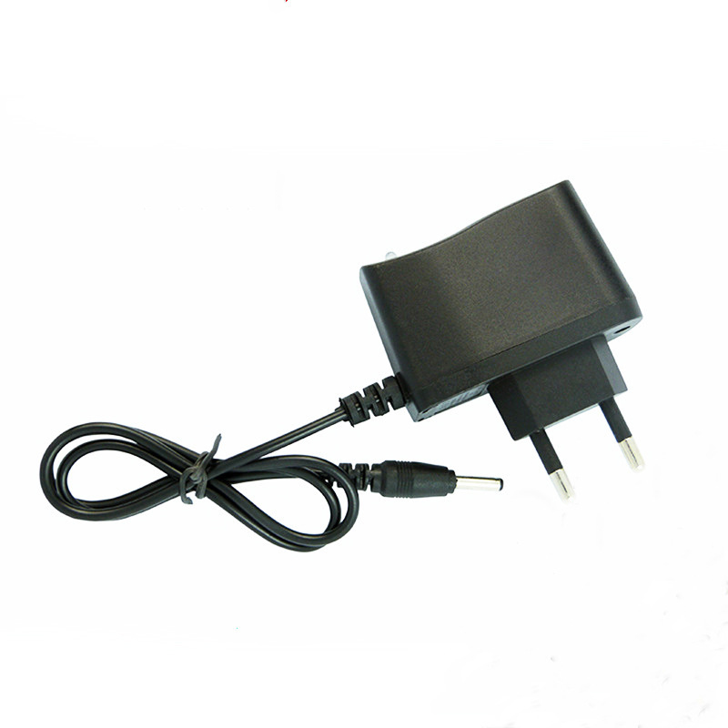 4.2V 0.5A 500mA 3.5mm AC Charger Power Supply Adapter Charger For 3.7V 18650 16340 Flashlight Torch Lamp