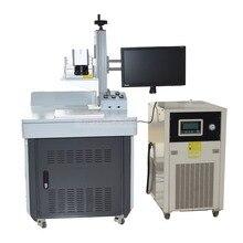 Снижение продажи высокоскоростные ушные метки для животных волоконная лазерная маркировочная машина УФ лазерная маркировочная машина
