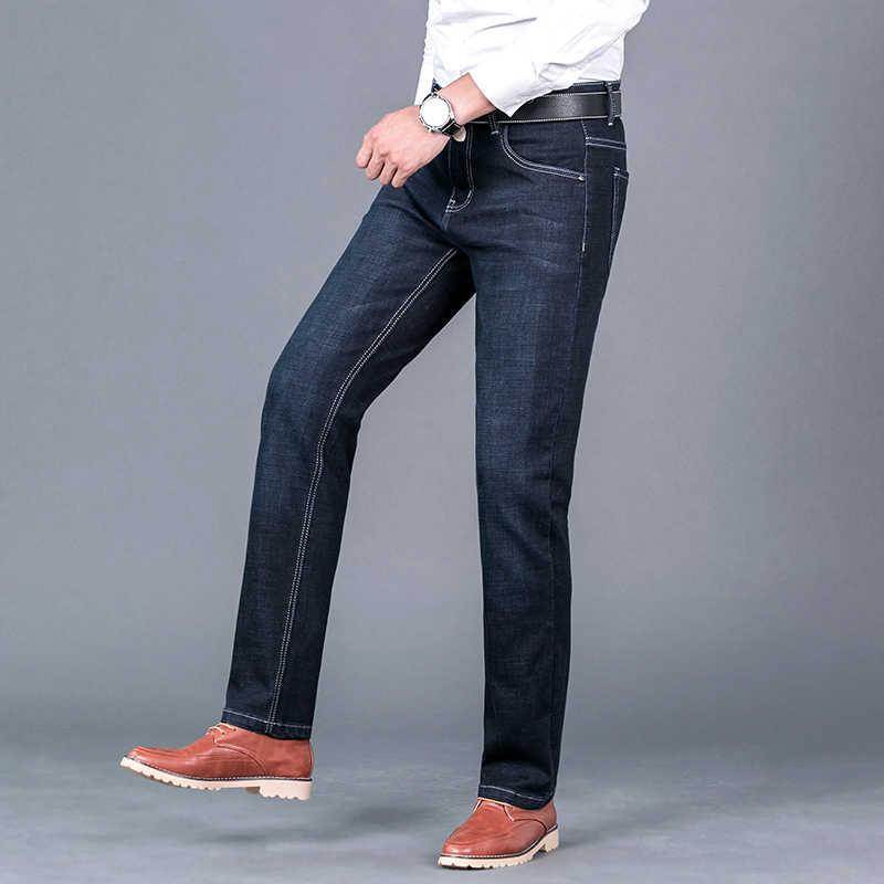 Uomo Jeans Homme Dritto Biker Moto Jean Pantaloni Classici Calca Masculina Maschio Mannen Vaqueros Skinny Pantalon Slim Fit