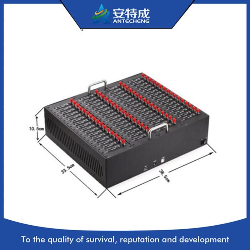 Antecheng фабрики 64 портов модема M26 gsm Корпус смс устройства и мобильных подзарядки низкая цена