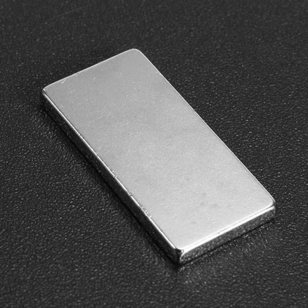 5/10/20/50 Pcs 20x10x2mm Super Strong N50 neodymowy prostokąt rzadko magnes ziem rzadkich Hot