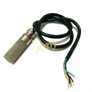 Image 1 - Sıcaklık ve nem sensörleri hava sıcaklığı ve nem koruyucu kapak sht20 baca tedavi tütün yüksek humi