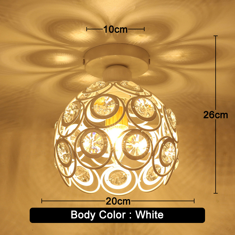 LED Ceiling Lights Hallway Ceiling Lamps E27 Bulbs Corridor Stair Lighting Passage Bedroom Living Room Fixture CL02 chandeliers lights led lamps e27 bulbs iron ceiling fixtures glass cover american european style for living room bedroom 1031