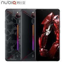 Zte Nubia Red Magic Mars игровой телефон 6,0 дюймов 6 ГБ/8 ГБ/10 ГБ ОЗУ 128 ГБ/256 Гб ПЗУ Snapdragon 845 Octa-core Android 9,0 смартфон