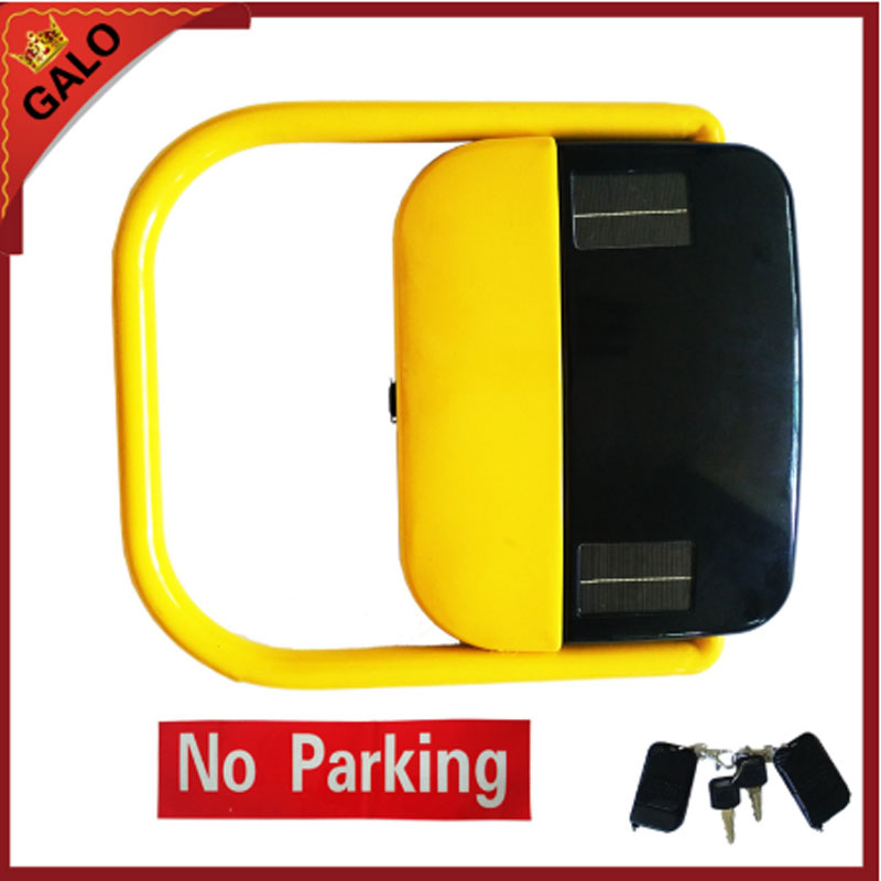 Automatic Solar Power Car Parking Locks/solar Power Parking Guard/parking Barriers(China)