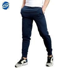Спортивные мужские брюки для бега впитывает пот и Штаны Мужская спортивная одежда прямо в стиле «хип-хоп» Брюки для фитнеса Штаны Бег Футбол Спортивные штаны брюки