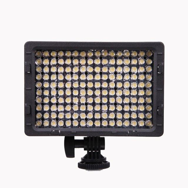 Pro 35 Panel Light For Camcorder Dslr 160 Led Dimmable 29Off Camera Lamp Photography Dv Video cn 5600k 95 Cri Studio Us36 Digital In PkZOXiu