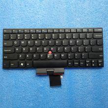 Новая Оригинальная клавиатура для lenovo thinkpad e120 e125