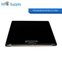 MEIHOU  For A1534 Full LCD Assembly LCD Screen EMS 2991/EMC 2746 / EMC 661-02241, 661-02248 Early 2015 2016 Mid 2017 Laptop original a1534 lcd screen display assembly for macbook 12 a1534 2015 2016 a1534 lcd screen display assembly gray color