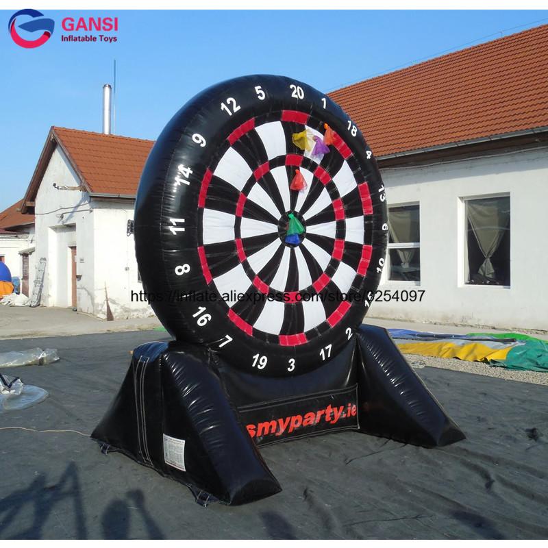 inflatable soccer dart68