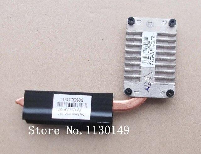 Original 685508-001 cooling CPU heatsink For HP Compaq 2570p 2560P laptop 6043B0114403