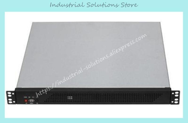 все цены на NEW Professional 1u industrial machine 1u-420 exquisite server industrial computer case 420cm long онлайн