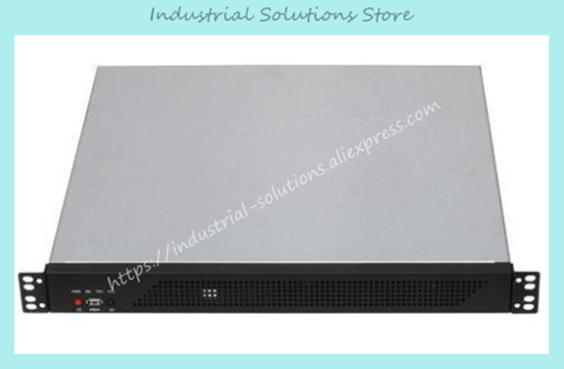 New Professional 1u Industrial Machine 1U-420 Exquisite Server Industrial Computer Case 420cm Long new 550mm long 2u server industrial computer case general atx power supply pc large panel rack mount computer case