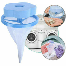 2019 Household Home Floating Pet Fur Lint Hair Catcher Laundry Remover &