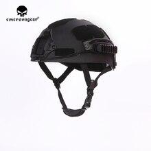 Emersongear Emerson Детские Тактический шлем ABS Защитный Страйкбол Принадлежности для охоты ar15 m4 Головные уборы 2 цвета