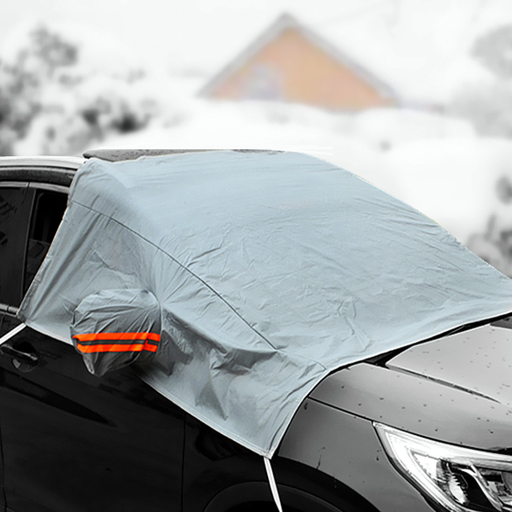 Anti frost snow ice  windscreen cover protector  for Ford Fiesta