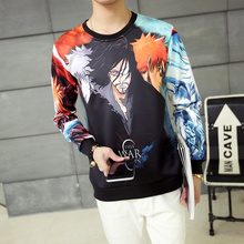 Japanese Naruto 3D Unisex Sweatshirt