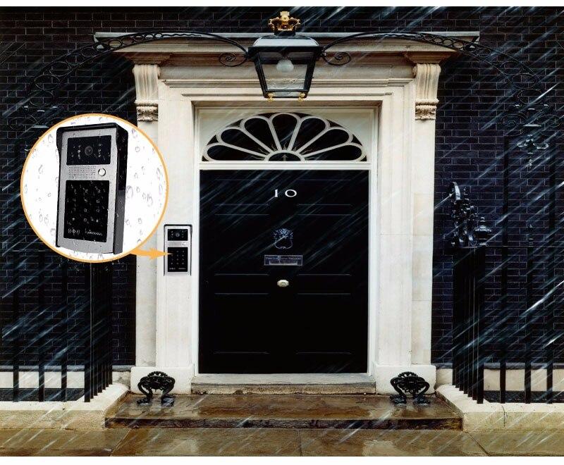 Cheap doorbell telephone