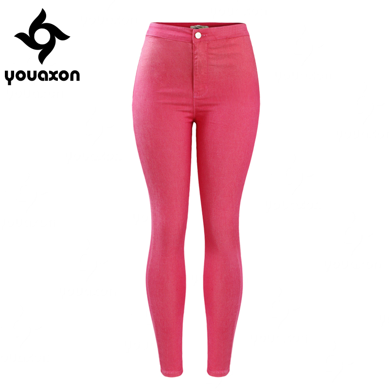 Online Get Cheap Dark Red Jeans for Women -Aliexpress.com