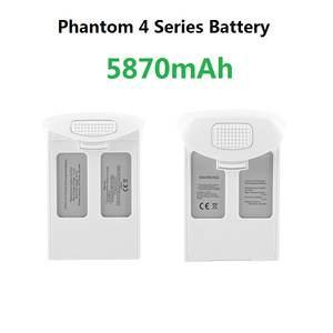 15.2 V 5870 mAh Intelligent Spare Flight LiPo Battery Replacement Part For DJI Phantom