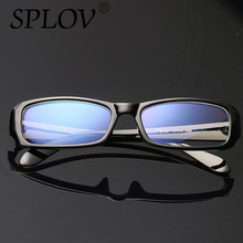 Men and Women Anti radiation Reading Glasses Anti fatigue Computers Glasses Brand New Style Blue Film