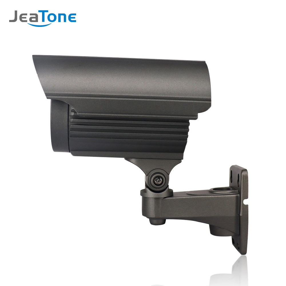 JeaTone AHD 2.0MP 2.8-12mm Zoom Bullet CCTV Outdoor Waterproof IR Night Vision Security Surveillance Camera 72 Leds Up to 160ft cctv ahd camera 1 0mp ahd m 720p varifocal bullet bnc hd analog outdoor waterproof ip66 security 2 8 12mm zoom night vision