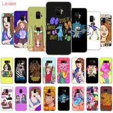 Lavaza Yas Queen enamel Hard Phone Case for Samsung Galaxy A10 A30 A40 A50 A70 M10 M20 M30 Cover