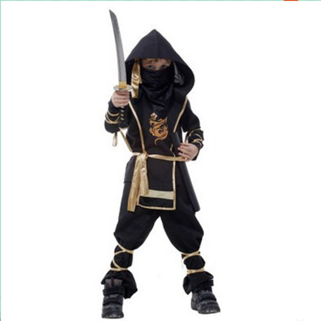 Naruto Ninja Warrior Cosplay Costume