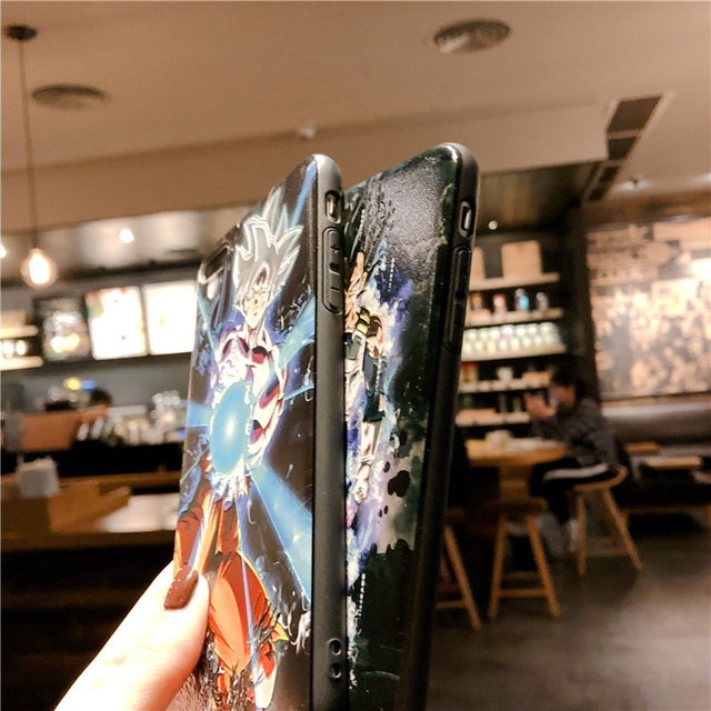 Dragon Ball Case Cover For iPhone Models