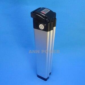 Image 5 - Gratis Verzending Elektrische Fiets 24V Batterij Doos E Bike Lithium Batterij Case Voor Diy Li Ion Batterij Niet onder De Batterij