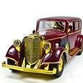 Ofertas de Antigüedades de Época Coche Escala 1:32 Aleación tira del Modelo del Coche, Retro Diecast coches de juguete, regalo de Los Niños, Coche Clásico
