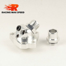 suit for K20 K24 car engine cooling Components swivel neck Thermostat Housings IP-SNTH01
