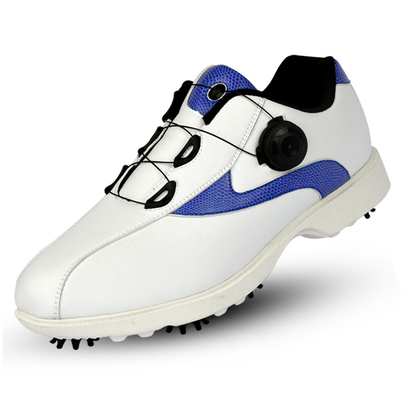Golf Shoes for Men Genuine Leather Waterproof Golf Shoes Mens Breathable Shoes Slip Resistant Sports Training Shoes D0604Golf Shoes for Men Genuine Leather Waterproof Golf Shoes Mens Breathable Shoes Slip Resistant Sports Training Shoes D0604