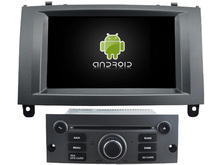 PARA PEUGEOT 407 Android 7.1 Del Coche DVD gps reproductor de audio multimedia auto estéreo soporte DVR WIFI DAB DAB