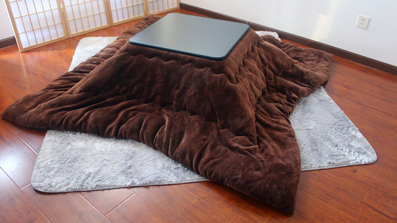 Attractive Aliexpress.com : Buy FU03 Washable Kotatsu Futon Blanket Square 190x190cm  Reversible Patchwork Style Cotton Soft Quilt Japanese Kotatsu Table Cover  From ...