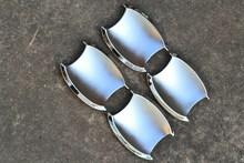 ABS Chrome Door Handle Anti Scratch Cover for Honda CRV 2007-2011