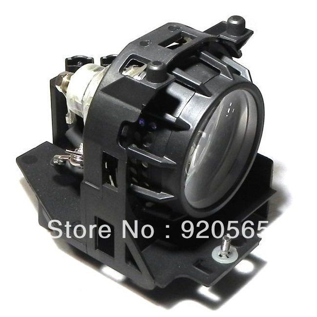 DT00581 Projector Lamp With Housing For Hitachi CP-HS800 / CP-S210 / CP-S210F / CP-S210T / CP-S210W / CP-S210WF / CP-S210WT projector lamp dt00531 with housing for cp x880w x885w hitachi